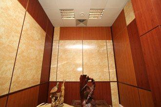 Облицовка стен ламинированным гипсокартоном