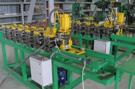 Оборудование для изготовления металлопроката