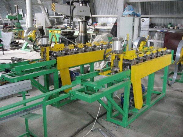 оборудование для производства гипсокартона