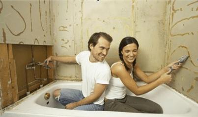 Обшивка гипсокартоном ванной комнаты – это возможно