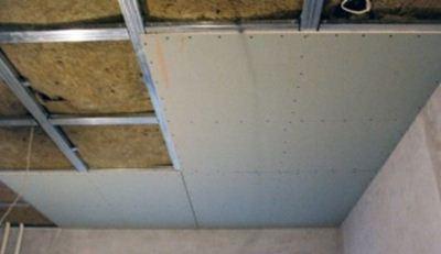 Основание потолка