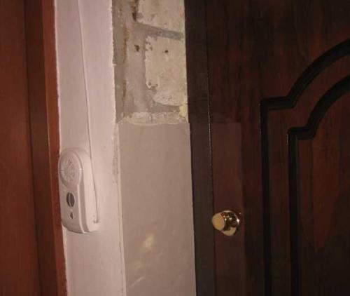 откосы на двери из гипсокартона своими руками