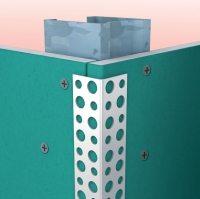 Пластиковый элемент для внешних углов