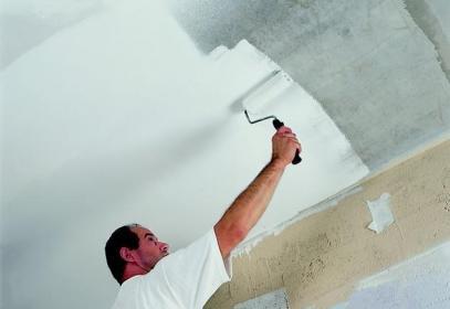 подготовка потолка из гипсокартона к покраске