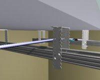 потолок круглый из гипсокартона