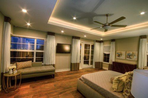 Такие потолки урасят любое жилище