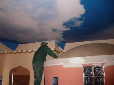 варианты гипсокартонных потолков