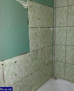 водостойкий гипсокартон для ванной